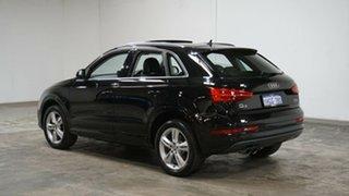 2017 Audi Q3 8U MY18 TFSI S Tronic Quattro Sport Black 7 Speed Sports Automatic Dual Clutch Wagon.