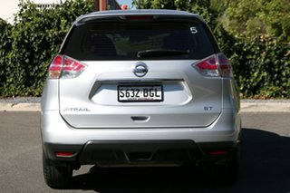 2015 Nissan X-Trail T32 ST X-tronic 2WD Brilliant Silver 7 Speed Constant Variable Wagon