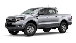 2021 Ford Ranger PX MkIII 2021.25MY XLS Aluminium Silver 6 Speed Sports Automatic Pick Up.