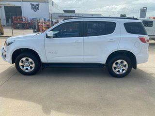 2019 Holden Trailblazer RG MY19 LT White 6 Speed Sports Automatic Wagon