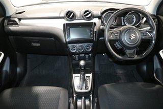 2019 Suzuki Swift AL GL Navigator White Continuous Variable Hatchback