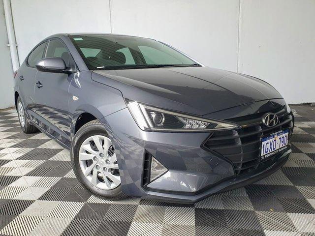 Used Hyundai Elantra AD.2 MY19 Go Victoria Park, 2019 Hyundai Elantra AD.2 MY19 Go Grey 6 Speed Sports Automatic Sedan