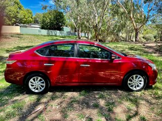 2014 Nissan Pulsar B17 ST Red 1 Speed Constant Variable Sedan