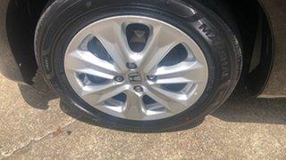 2012 Honda Jazz GE MY12 Vibe Black 5 Speed Automatic Hatchback