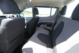 2010 Mitsubishi Triton MN MY10 GLX-R Double Cab Grey 5 Speed Manual Utility