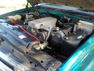 1995 Chevrolet Silverado LONGBED 2500 Green 5 Speed Manual Spacecab