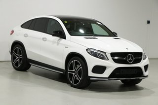 2017 Mercedes-Benz GLE-Class C292 MY808 GLE43 AMG Coupe 9G-Tronic 4MATIC 25469 9 Speed
