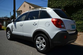 2011 Holden Captiva CG Series II 5 (4x4) White 6 Speed Automatic Wagon.