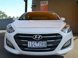 2015 Hyundai i30 GD4 Series II MY16 Active DCT White 7 Speed Sports Automatic Dual Clutch Hatchback