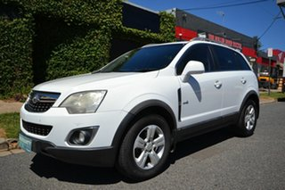 2011 Holden Captiva CG Series II 5 (4x4) White 6 Speed Automatic Wagon