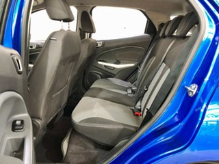 2017 Ford Ecosport BK Ambiente PwrShift Blue 6 Speed Sports Automatic Dual Clutch Wagon