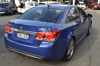 2016 Holden Cruze JH Series II MY16 SRI Z-Series Slipstream 6 Speed Sports Automatic Sedan