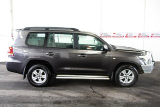 2008 Toyota Landcruiser VDJ200R GXL (4x4) Graphite 6 Speed Automatic Wagon