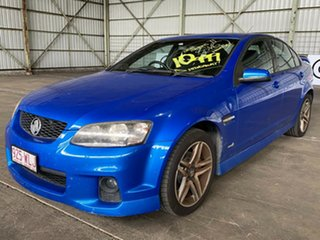 2011 Holden Commodore VE II MY12 SV6 Blue 6 Speed Sports Automatic Sedan.