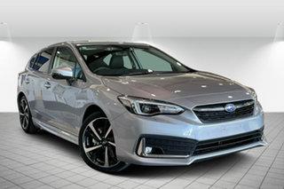 2020 Subaru Impreza G5 MY20 2.0i-S CVT AWD Silver 7 Speed Constant Variable Hatchback.