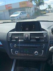 2012 BMW 116i F20 Sport Line Black 6 Speed Manual Hatchback