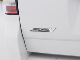 2013 Holden Commodore VE II MY12.5 SS-V Z-Series White 6 Speed Manual Utility