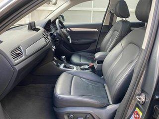 2012 Audi Q3 8U MY12 TDI S Tronic Quattro Grey 7 Speed Sports Automatic Dual Clutch Wagon