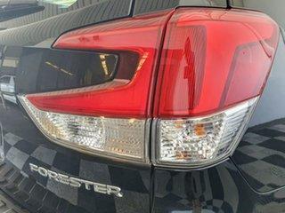 2020 Subaru Forester S5 MY20 2.5i Premium CVT AWD Black 7 Speed Constant Variable Wagon.