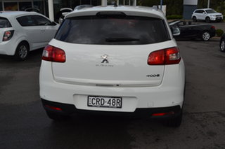 2013 Peugeot 4008 MY14 Active 2WD White 5 Speed Manual Wagon