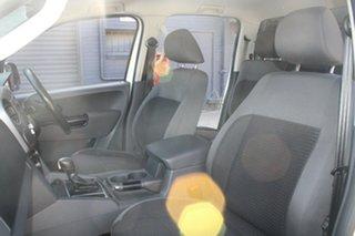 2016 Volkswagen Amarok 2H MY16 TDI400 (4x4) White 8 Speed Automatic Utility