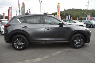 2018 Mazda CX-5 KF2W7A Maxx SKYACTIV-Drive FWD Sport Grey 6 Speed Sports Automatic Wagon.