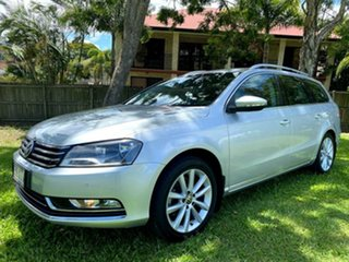 2013 Volkswagen Passat Type 3C MY13 125TDI DSG Highline Reflex Silver 6 Speed.