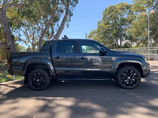 2020 Volkswagen Amarok 2H MY20 TDI580S 4MOTION Perm Carbon Steel Grey 8 Speed Automatic Utility