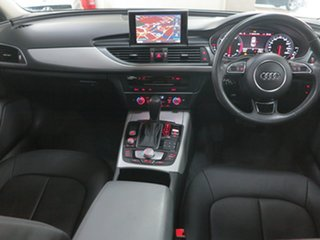 2016 Audi A6 4G MY16 S Line S Tronic Silver 7 Speed Sports Automatic Dual Clutch Sedan