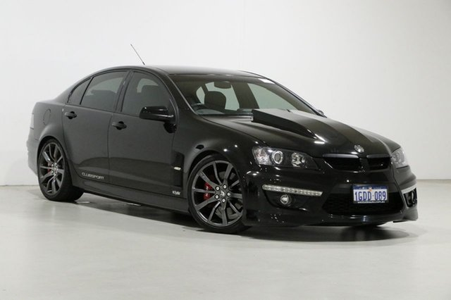 Used Holden Special Vehicles ClubSport E3 MY12 R8 Bentley, 2012 Holden Special Vehicles ClubSport E3 MY12 R8 Grey 6 Speed Manual Sedan