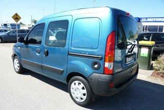 2006 Renault Kangoo F76 MY07 4 Speed Automatic Van