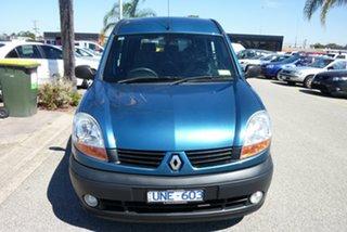 2006 Renault Kangoo F76 MY07 4 Speed Automatic Van.