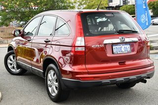 2011 Honda CR-V RE MY2011 4WD Red/Black 5 Speed Automatic Wagon