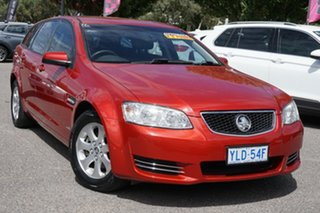 2012 Holden Commodore VE II MY12 Omega Sportwagon Red 6 Speed Sports Automatic Wagon.