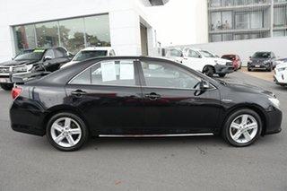 2012 Toyota Aurion GSV50R Touring Eclipse Black 6 Speed Sports Automatic Sedan.