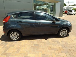2012 Ford Fiesta WT LX PwrShift Grey 6 Speed Sports Automatic Dual Clutch Hatchback.
