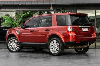 2010 Land Rover Freelander 2 LF MY11 Td4 SE Red 6 Speed Sports Automatic Wagon.