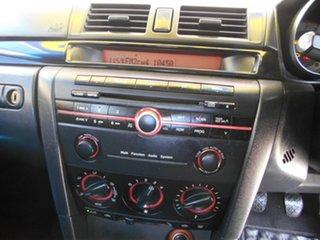 2008 Mazda 3 BK10F2 MY08 Neo Sport Red 5 Speed Manual Hatchback
