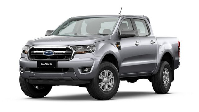 New Ford Ranger PX MkIII 2021.25MY XLS Tanunda, 2021 Ford Ranger PX MkIII 2021.25MY XLS Aluminium Silver 6 Speed Sports Automatic Pick Up