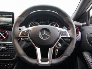 2014 Mercedes-Benz A45 176 AMG White 7 Speed Auto Dual Clutch Hatchback