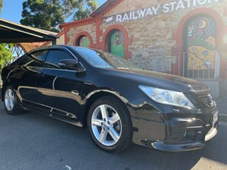 2014 Toyota Aurion GSV50R Sportivo ZR6 Black 6 Speed Sports Automatic Sedan
