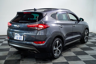 2016 Hyundai Tucson TLE Highlander D-CT AWD Grey 7 Speed Sports Automatic Dual Clutch Wagon