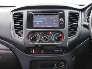 2017 Mitsubishi Triton MQ MY17 GLS (4x4) White 6 Speed Manual Dual Cab Utility