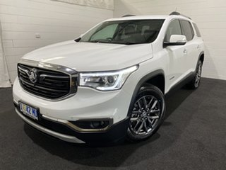 2019 Holden Acadia AC MY19 LTZ AWD White 9 Speed Sports Automatic Wagon