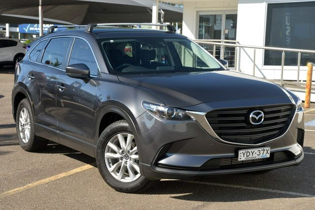 Used Mazda CX-9 TC Sport SKYACTIV-Drive North Gosford, 2016 Mazda CX-9 TC Sport SKYACTIV-Drive Grey 6 Speed Sports Automatic Wagon