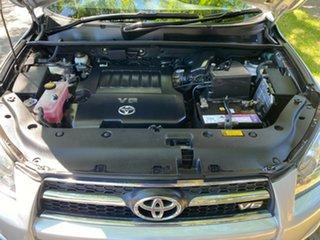 2008 Toyota RAV4 GSA33R MY08 CV6 Silver 5 Speed Automatic Wagon.