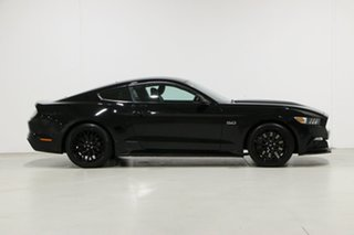2016 Ford Mustang FM Fastback GT 5.0 V8 Black 6 Speed Manual Coupe