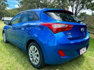 2016 Hyundai i30 GD4 Series II MY17 Active Mariana Blue 6 Speed Sports Automatic Hatchback