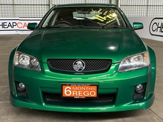 2009 Holden Commodore VE MY09.5 SV6 Sportwagon Green 5 Speed Sports Automatic Wagon