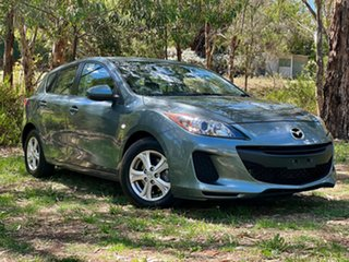 2012 Mazda 3 BL10F2 Neo Activematic Dolphin Grey 5 Speed Sports Automatic Hatchback.